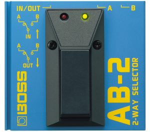 BOSS AB-2 2-Way Selector Pedal thumbnail
