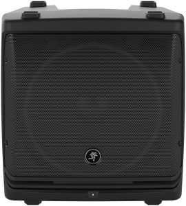 Mackie DLM12 Powered Loudspeaker thumbnail